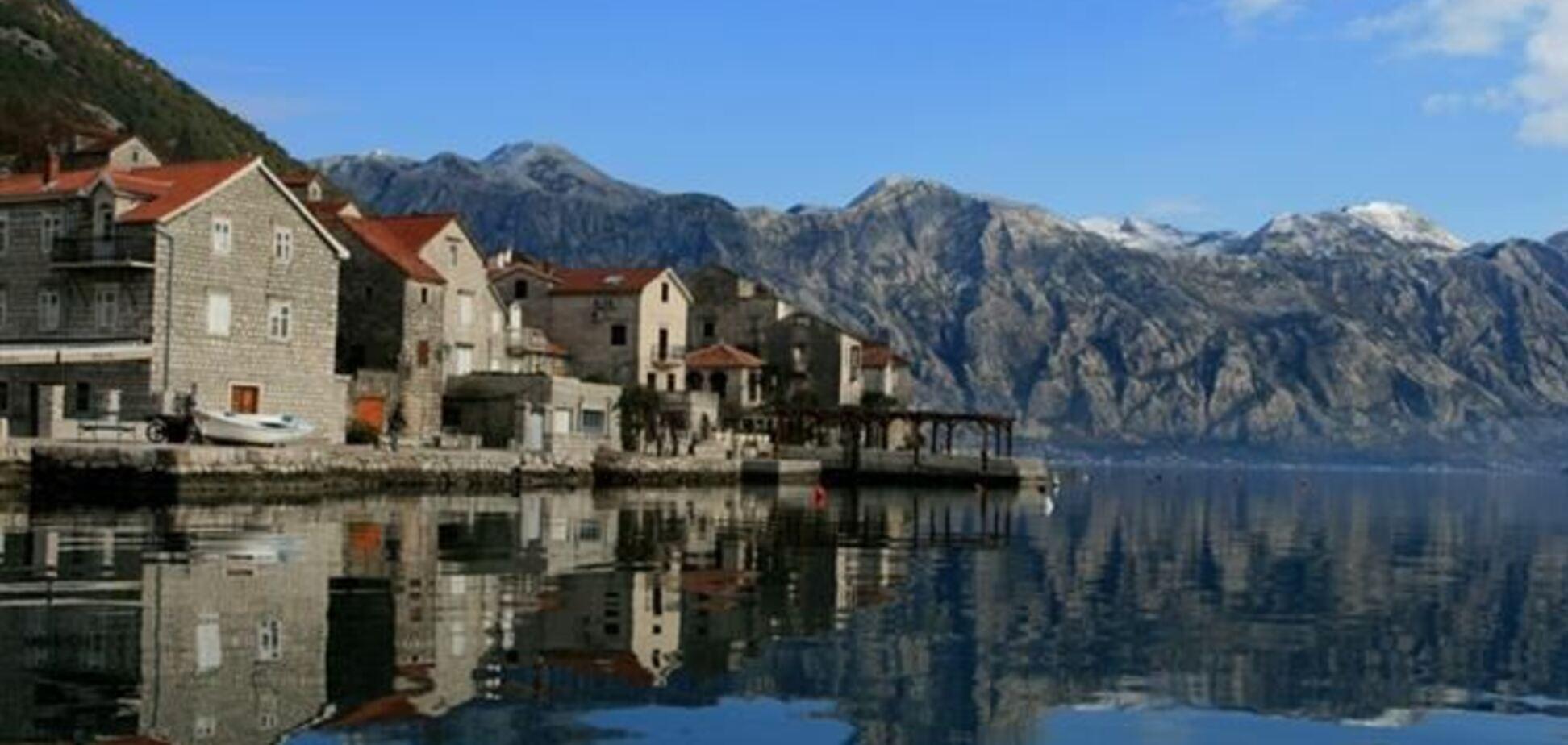 В Черногории близ острова Цветов построят туристический комплекс