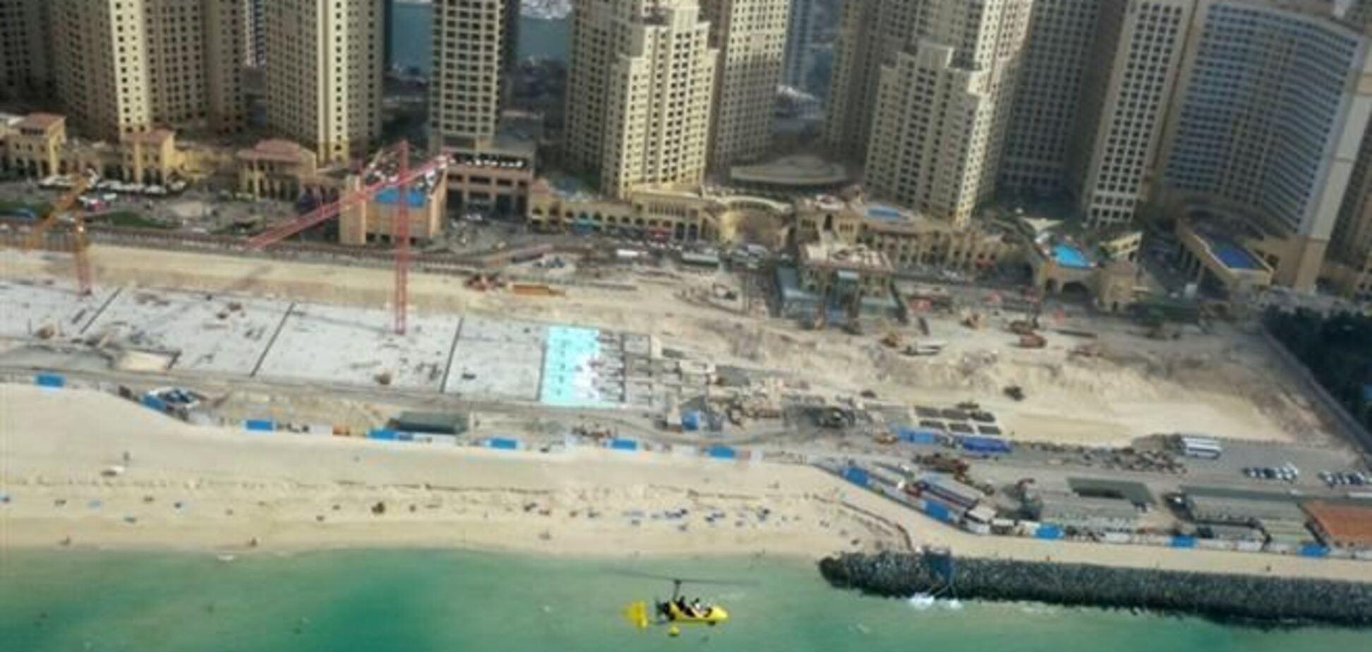 В Дубае будет построена самая длинная в мире набережная