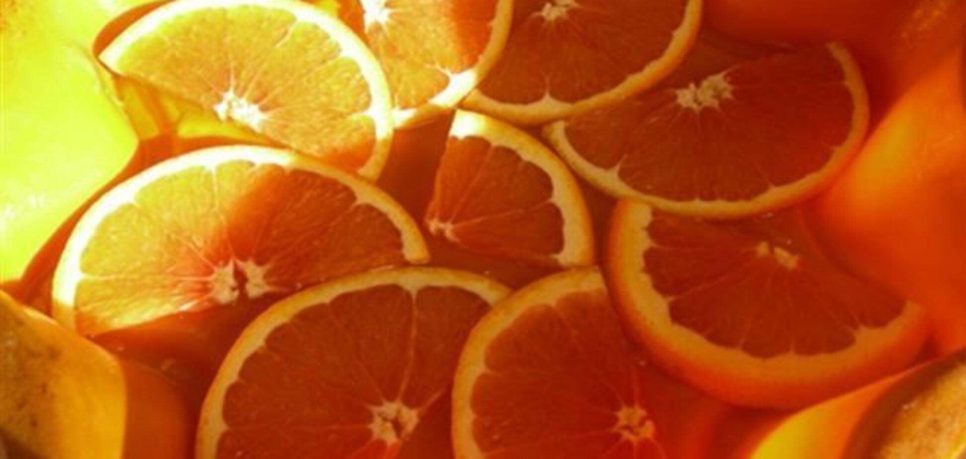 Апельсины могут быть опасны для здоровья женщин