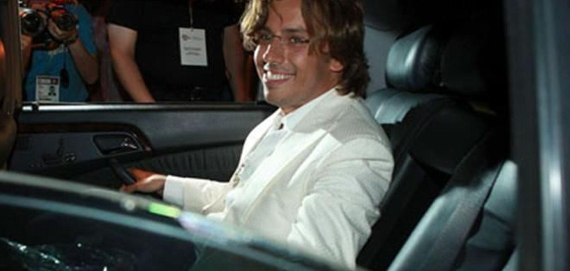 У Bentley Галкіна врізався мікроавтобус