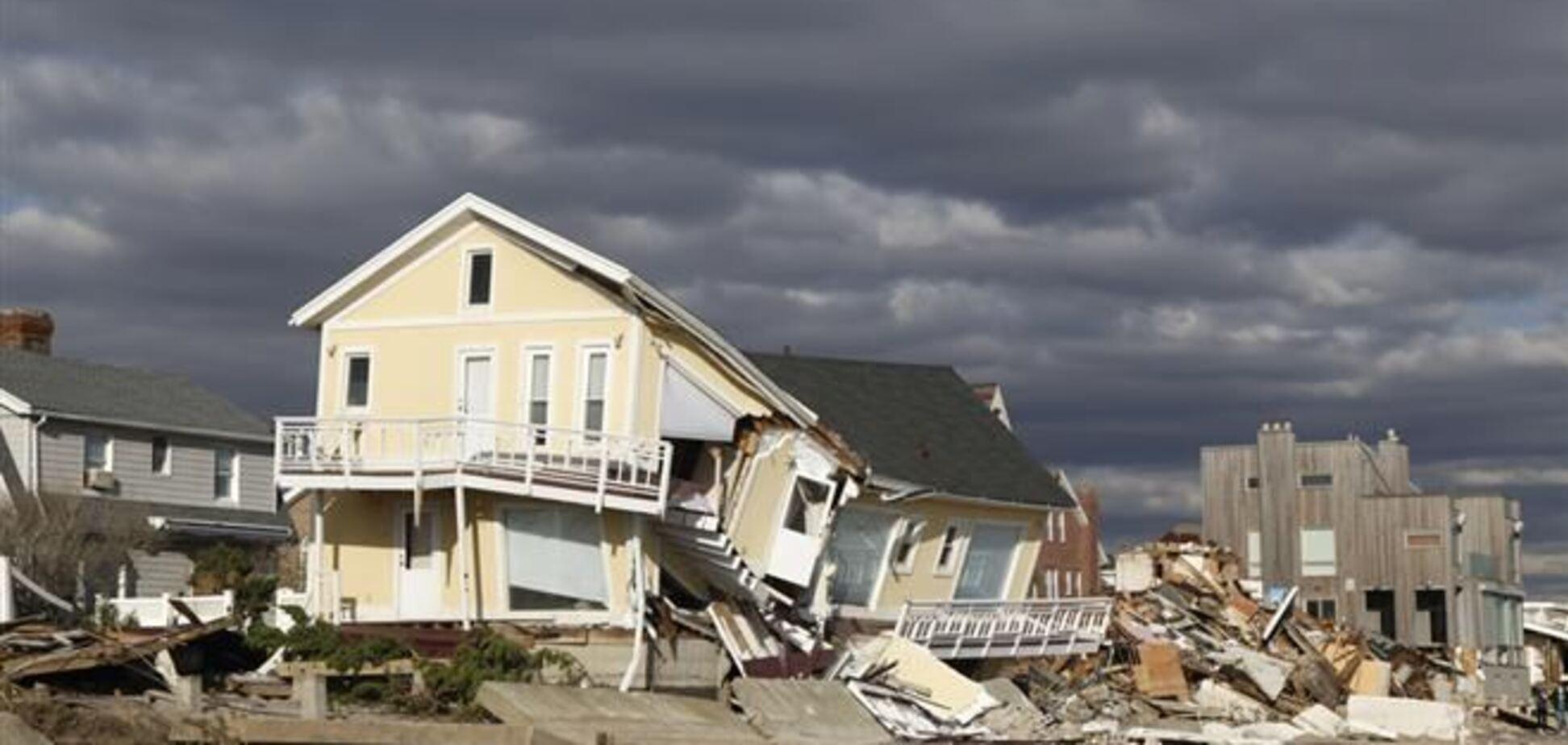 Ураган 'Святой Иуда' изрядно потрепал недвижимость северной Европы