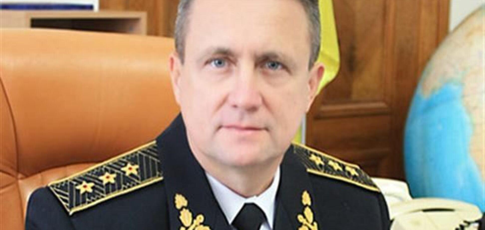 Першого заступника начальника Генштабу ЗСУ позбавили допуску до держтаємниці