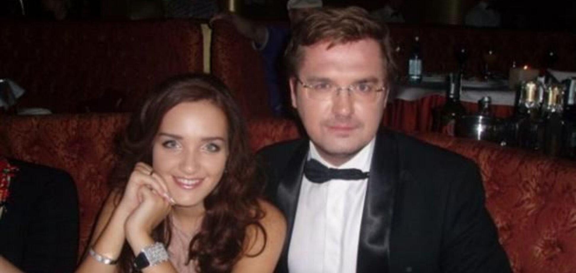 Экс-жена Пономарева вышла замуж за чиновника