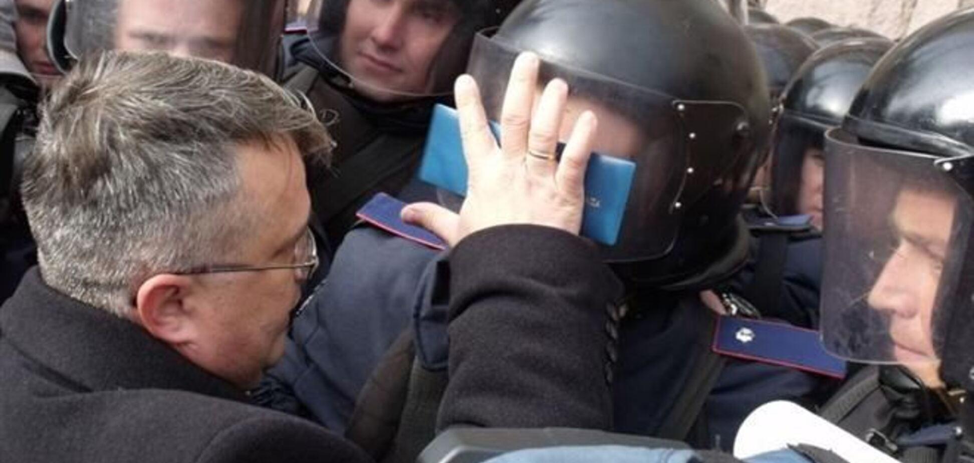 Десять пинков вдогонку штурму Киевсовета