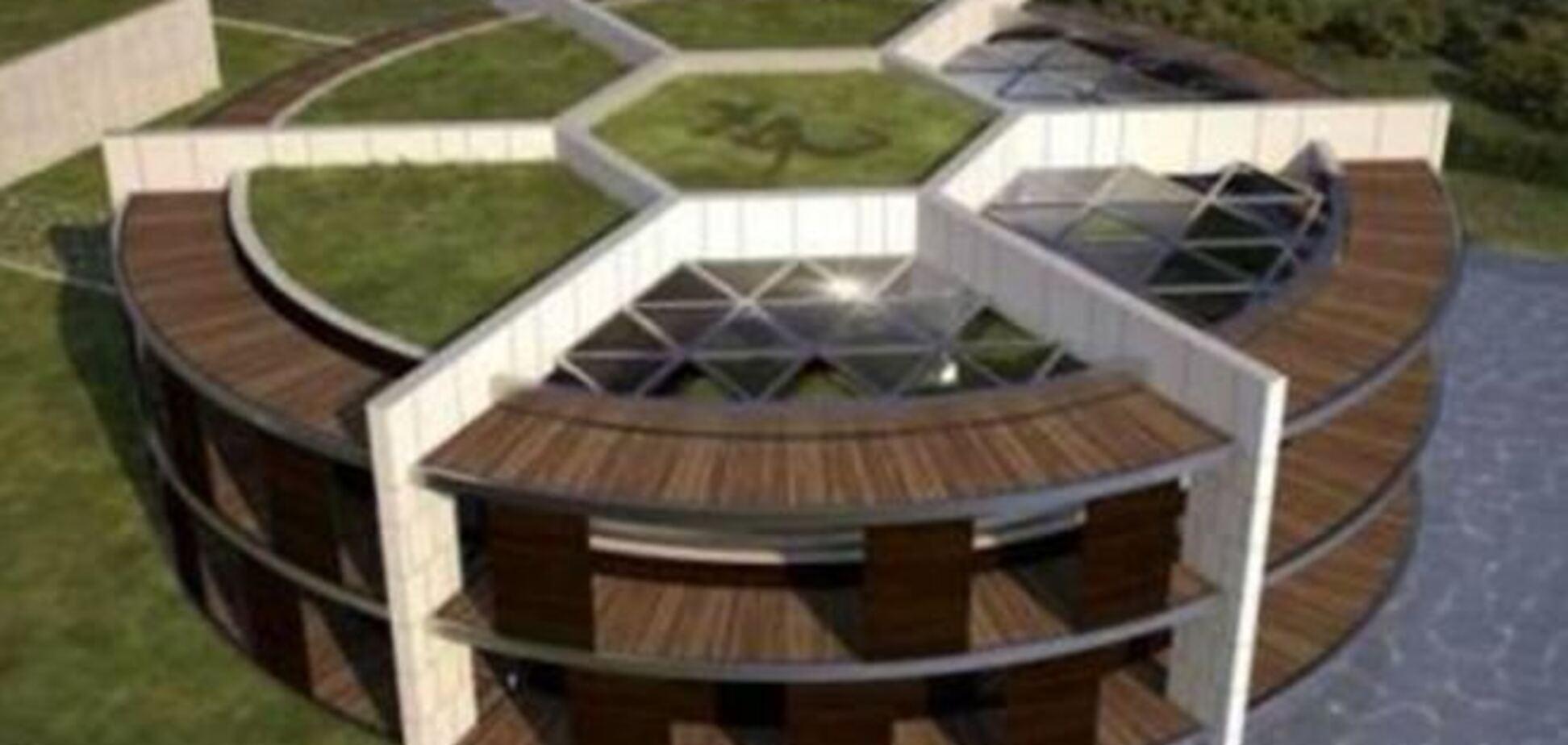 Дом Месси в Барселоне будет похож на мяч