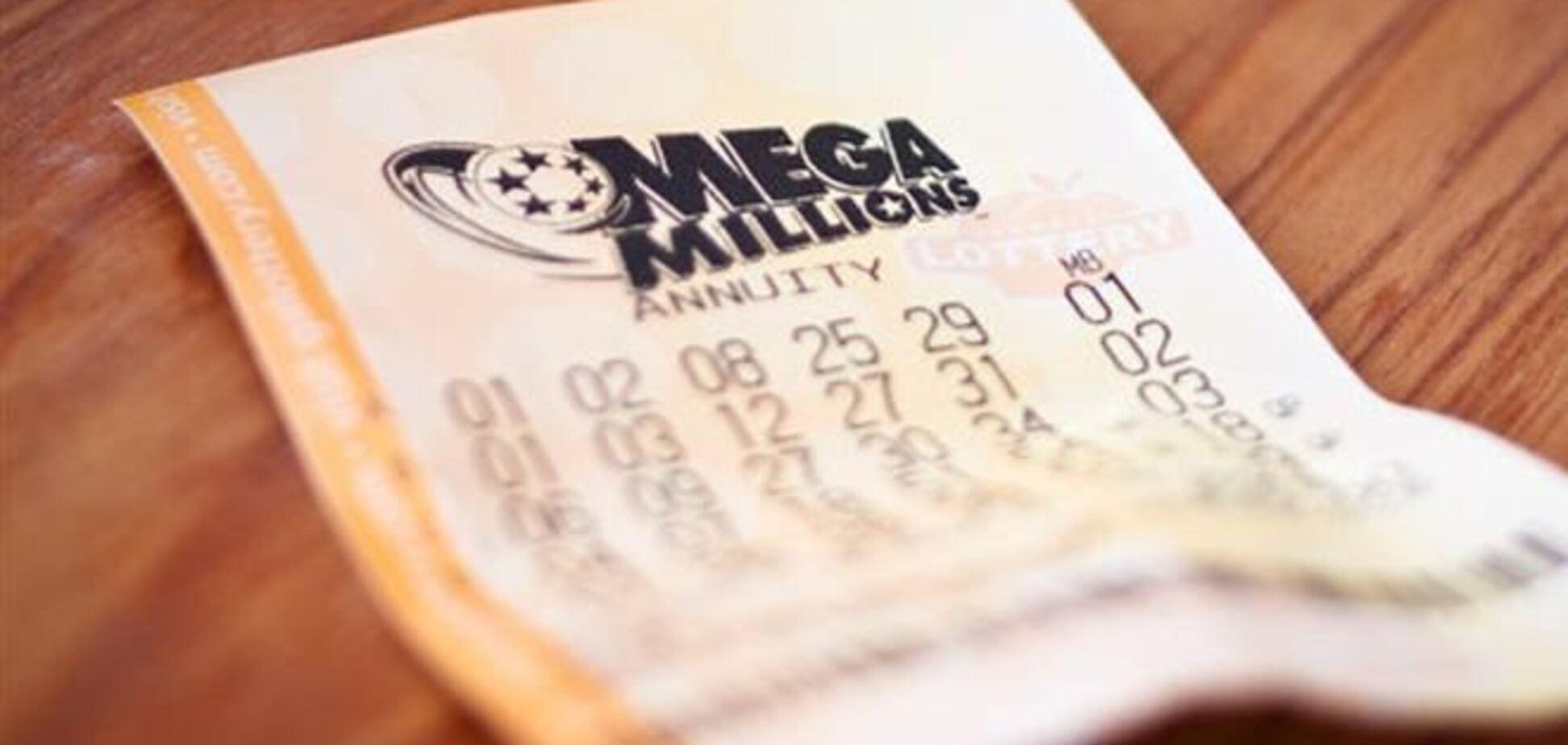 Счастливчик выиграл в лотерею 189 миллионов долларов