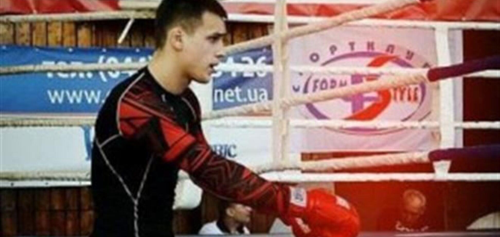 Избивший журналистов Вадик 'Румын' представит Украину на мировой арене