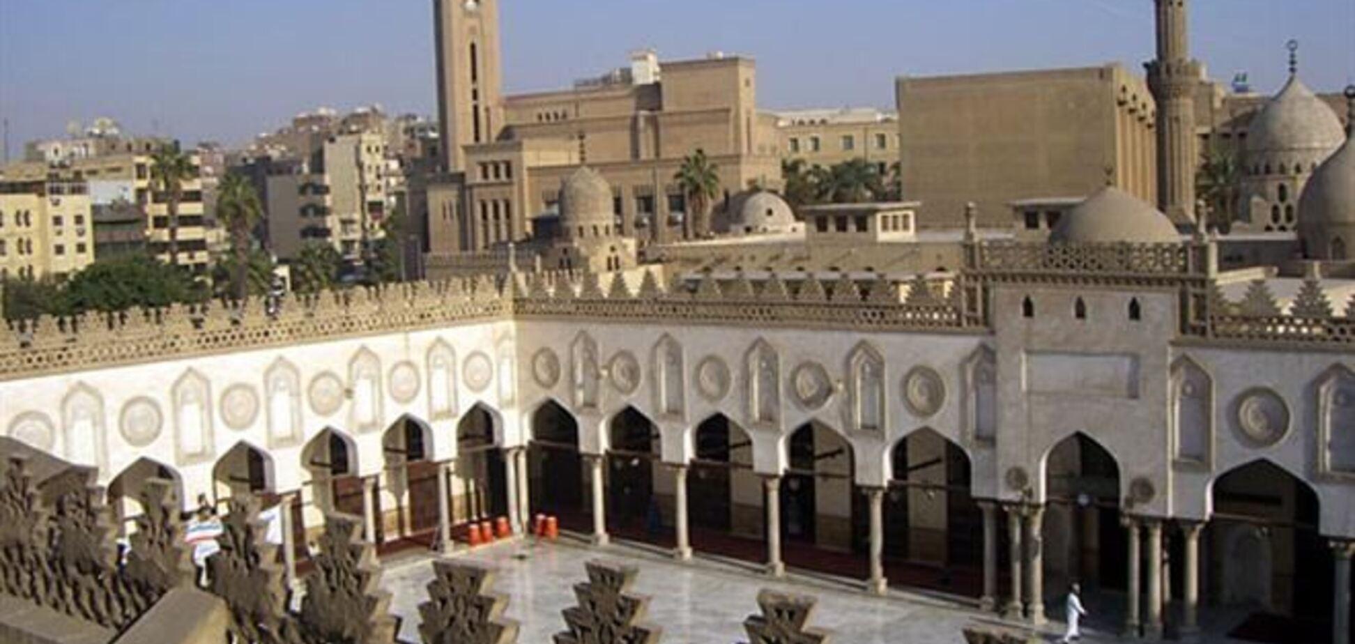 Египетская полиция применила слезоточивый газ для разгона студентов