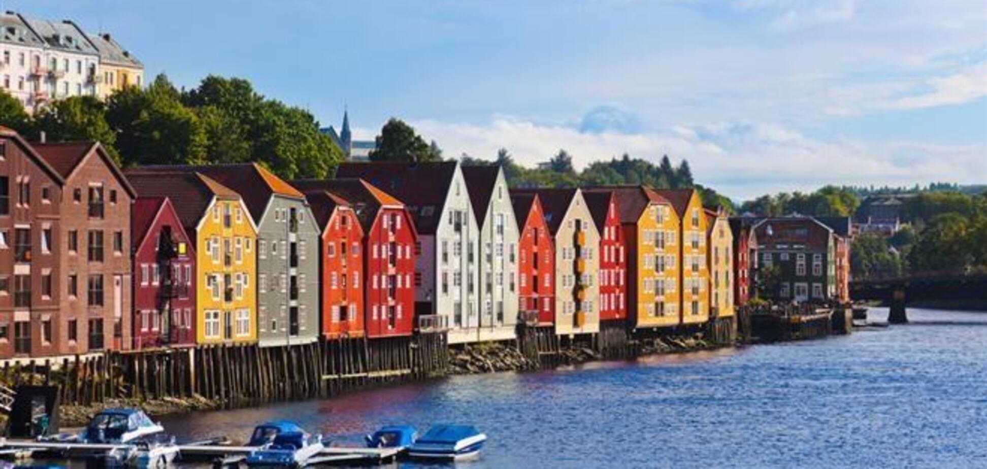 Рынок жилья в Норвегии сократился на 35%