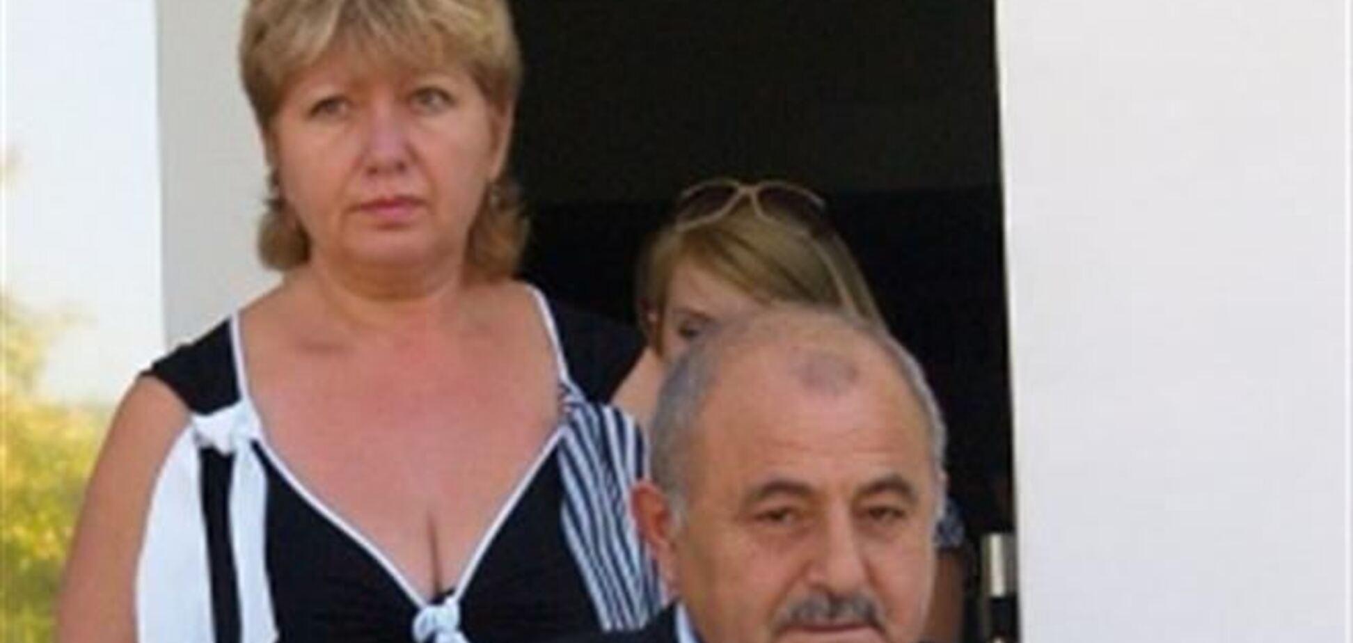 Замах на дружину Файнгольда: у міліції кілька версій
