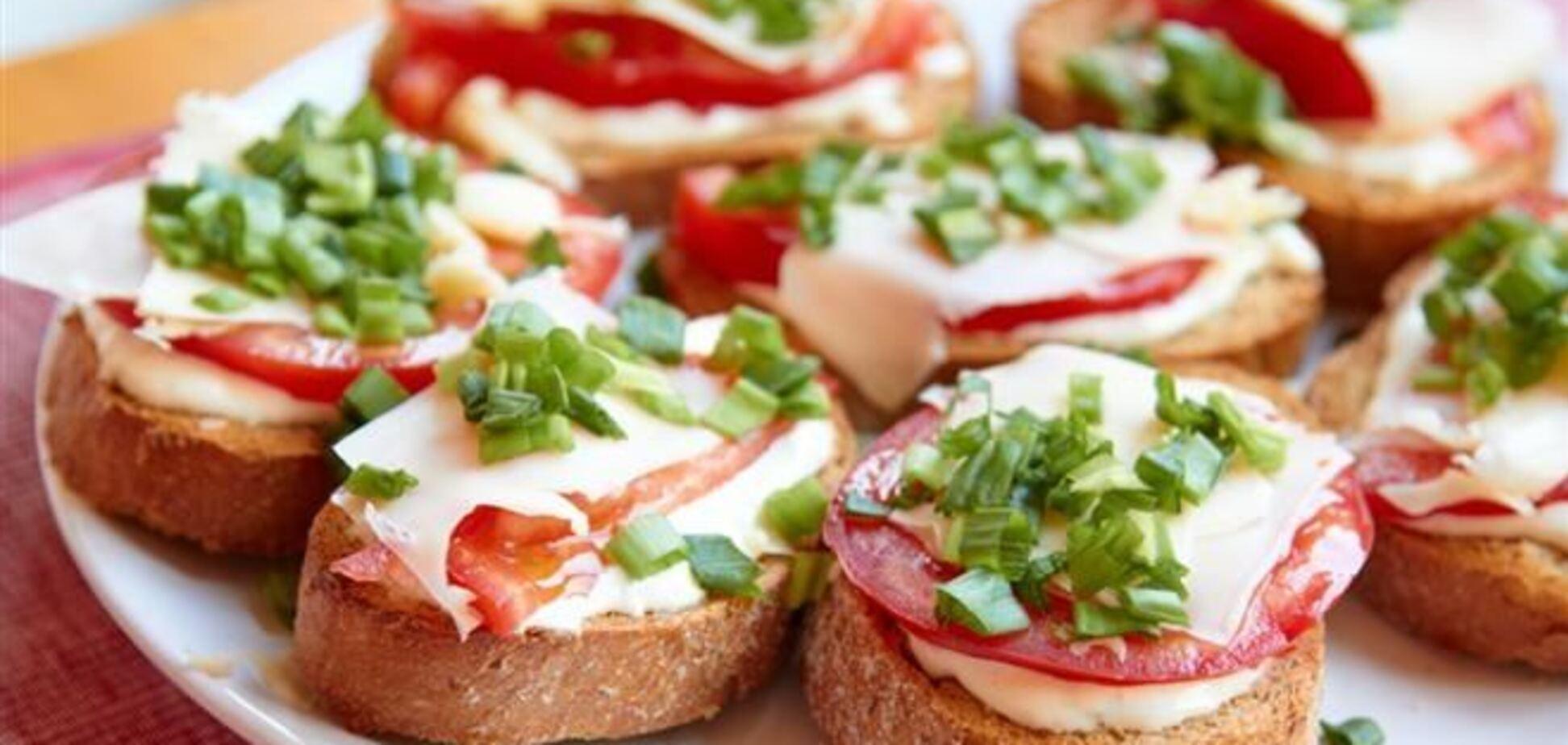 Бутерброды могут угробить зрение