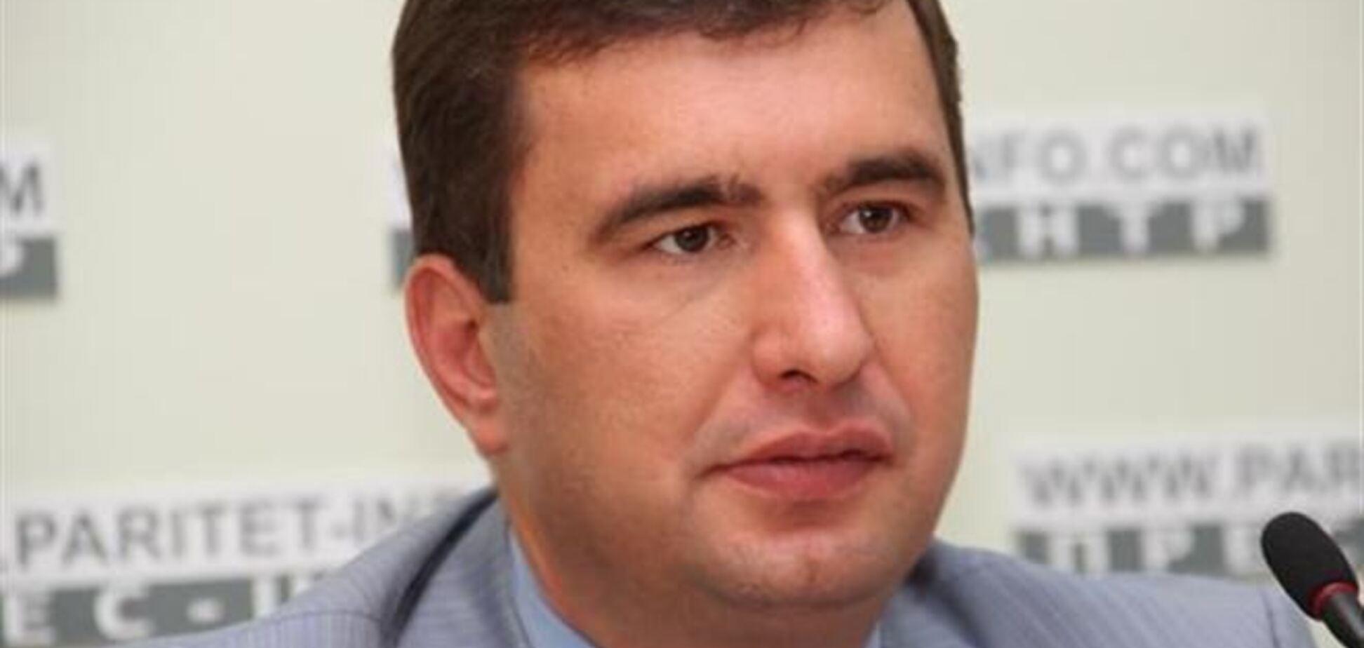 Апеляційний суд залишив Маркова за гратами
