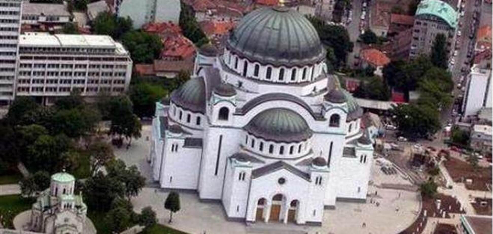 В Белграде началось строительство семейного отеля