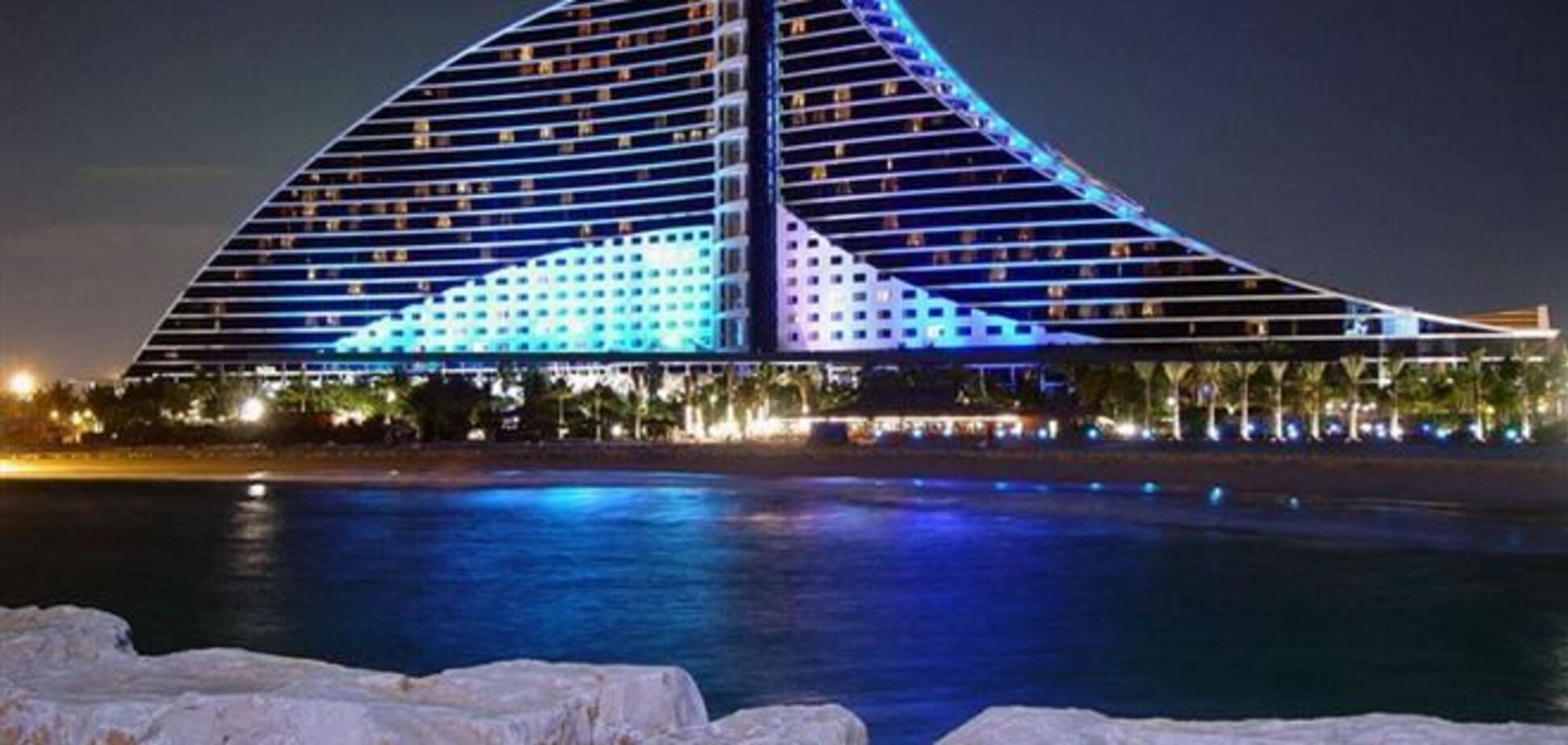 Через центр Дубая построят канал за 545 млн долларов