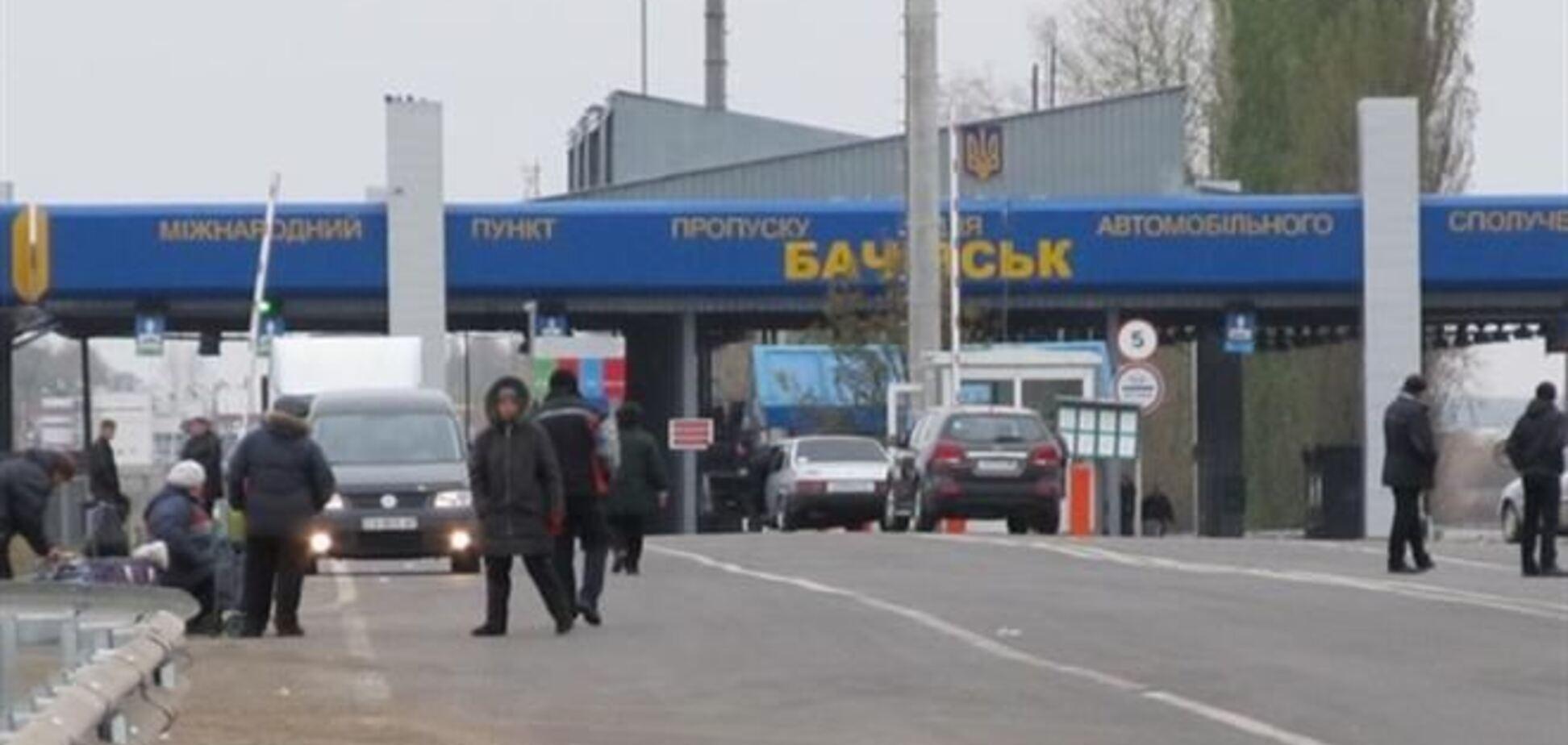 Молдаване, с которыми ехал подрывник КПП 'Бачевск', задержаны