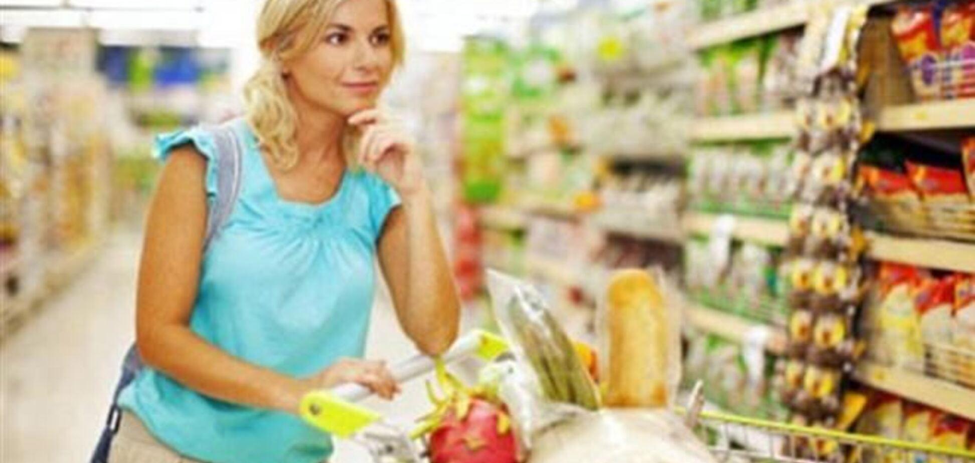 Как покупать продукты, чтобы не толстеть