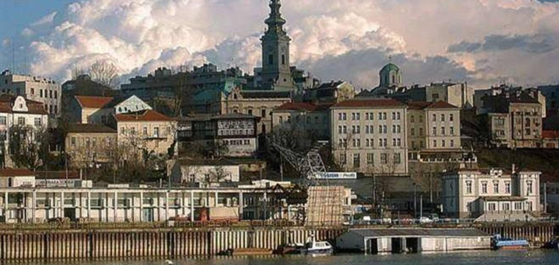 В Белграде началось строительство жилищно-делового комплекса Atrium 63