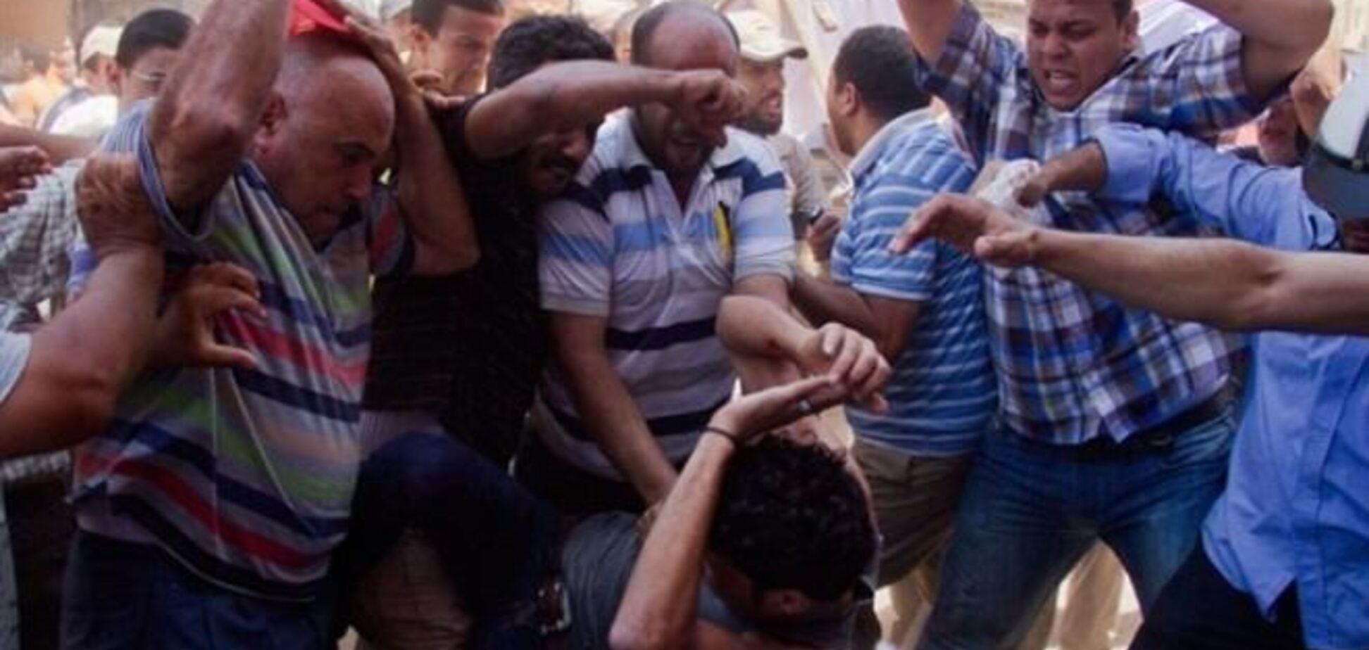 Жертвами кровавых столкновений в Египте стали более 50 человек