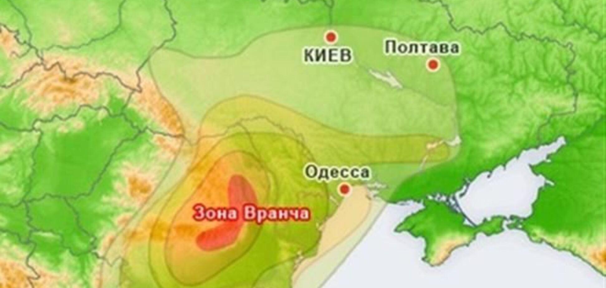 Одессе грозит 8-балльное землетрясение