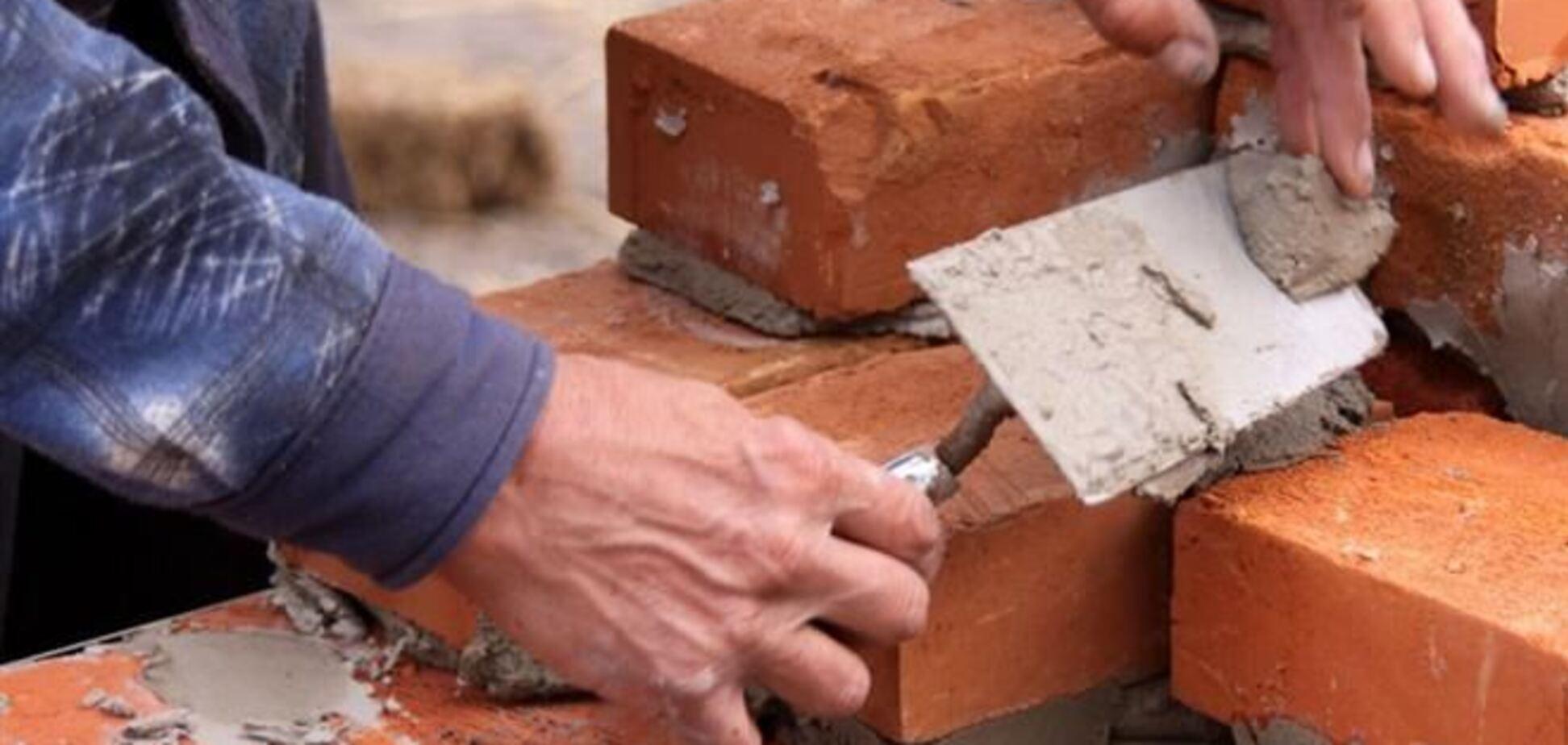 В Украине подорожали строительно-монтажные работы