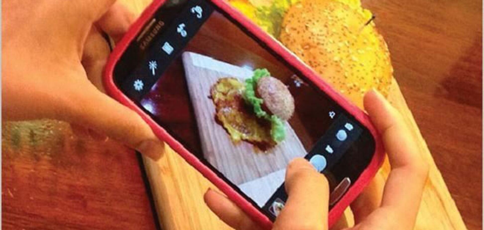 Instagram разрушает удовольствие от еды - исследование
