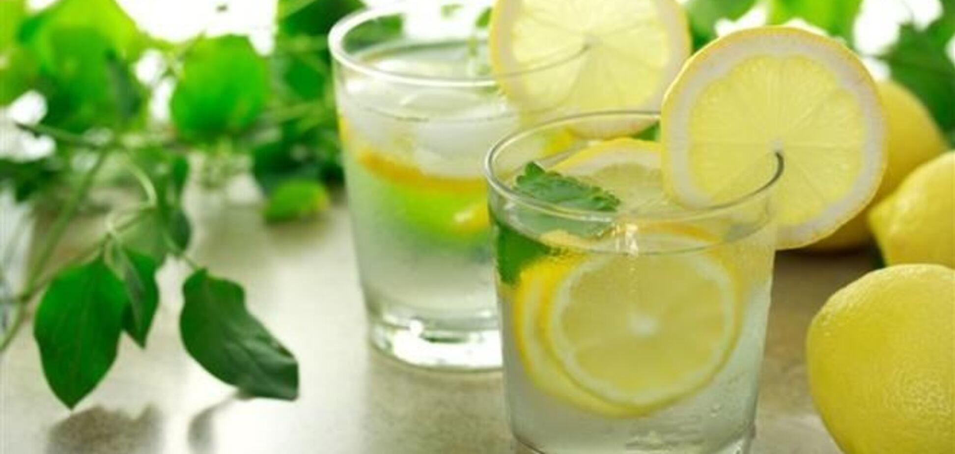 Лимонная вода очень полезна для здоровья