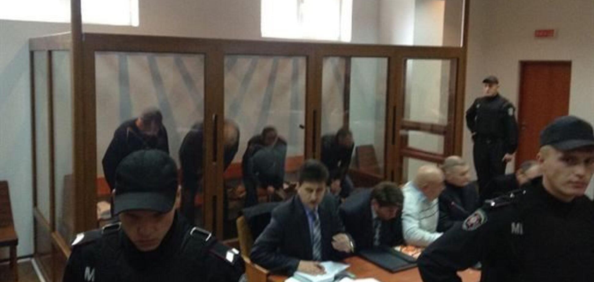 Суд над 'врадиевскими насильниками': начало
