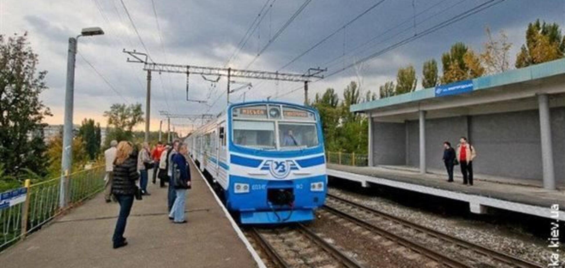 'Киевпасстранс' обязали выплатить долги за электричку