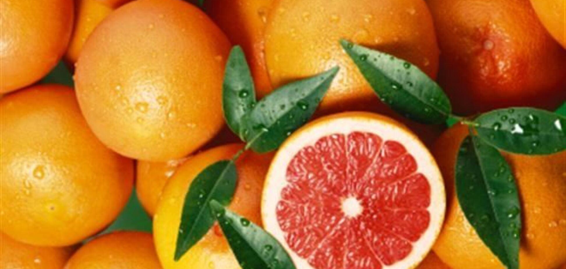 Грейпфруты спасают почки от поликистоза