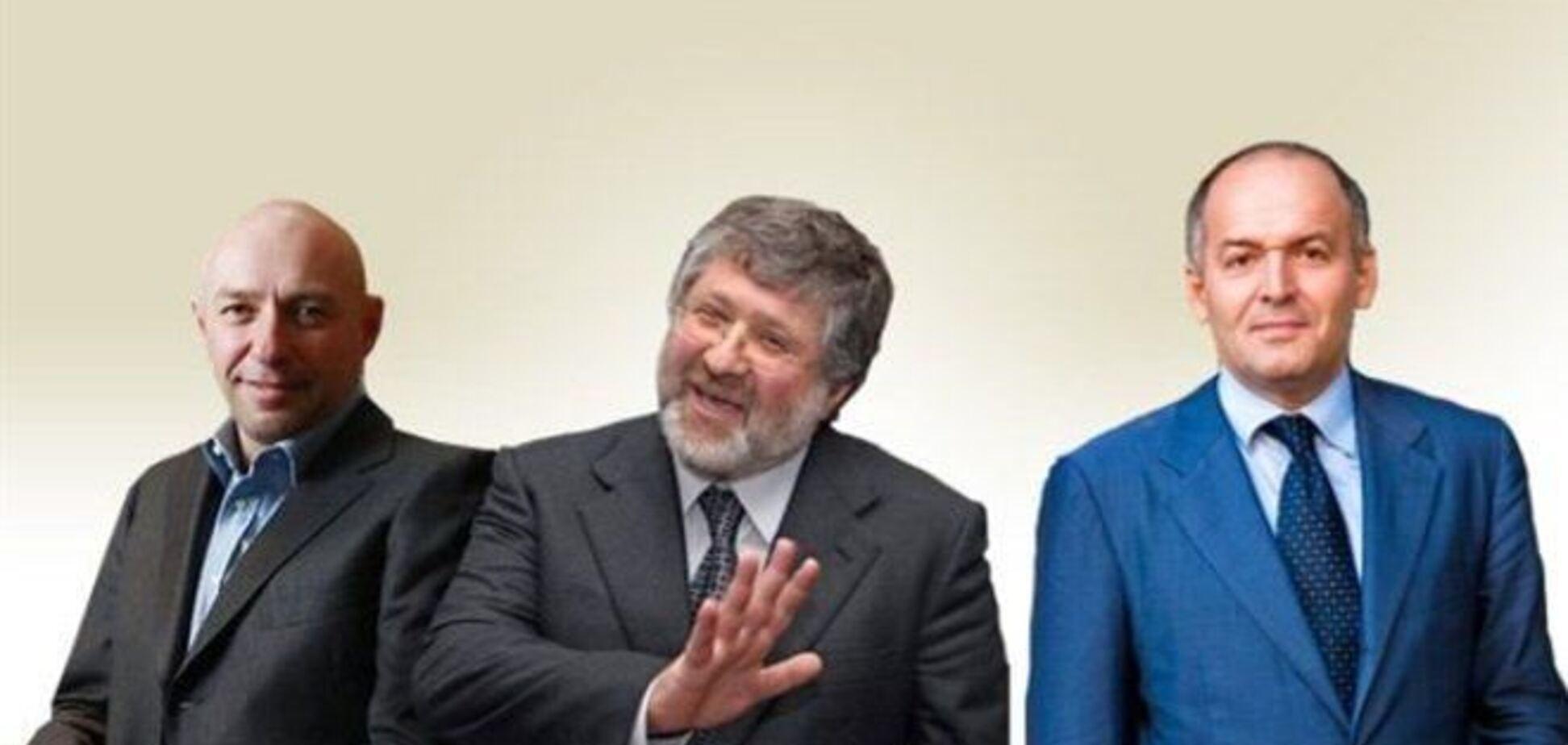 Українські олігархи зійшлися в судових баталіях в Лондоні