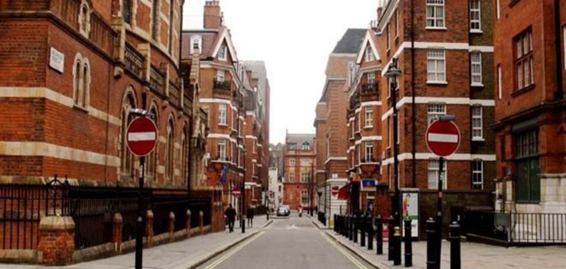 Семья саудовского шейха продала в Лондоне элитной недвижимости на $130 млн