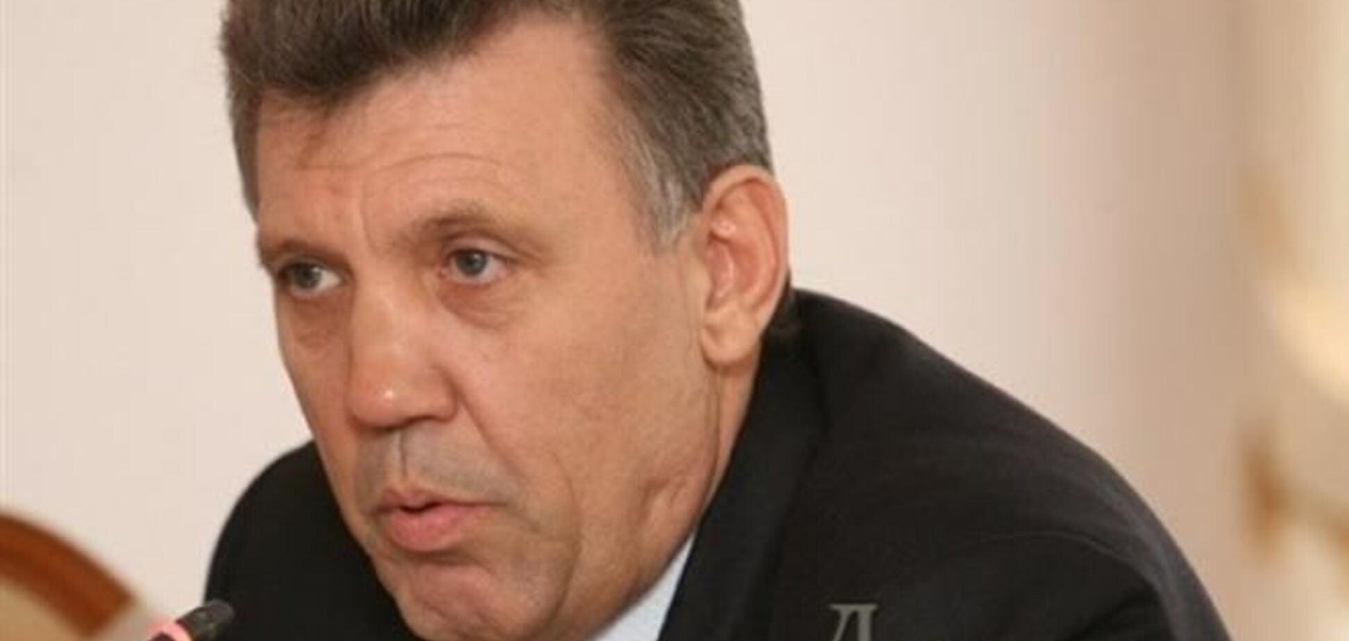 Ківалов про ситуацію з мером Одеси: святе місце порожнім не буває