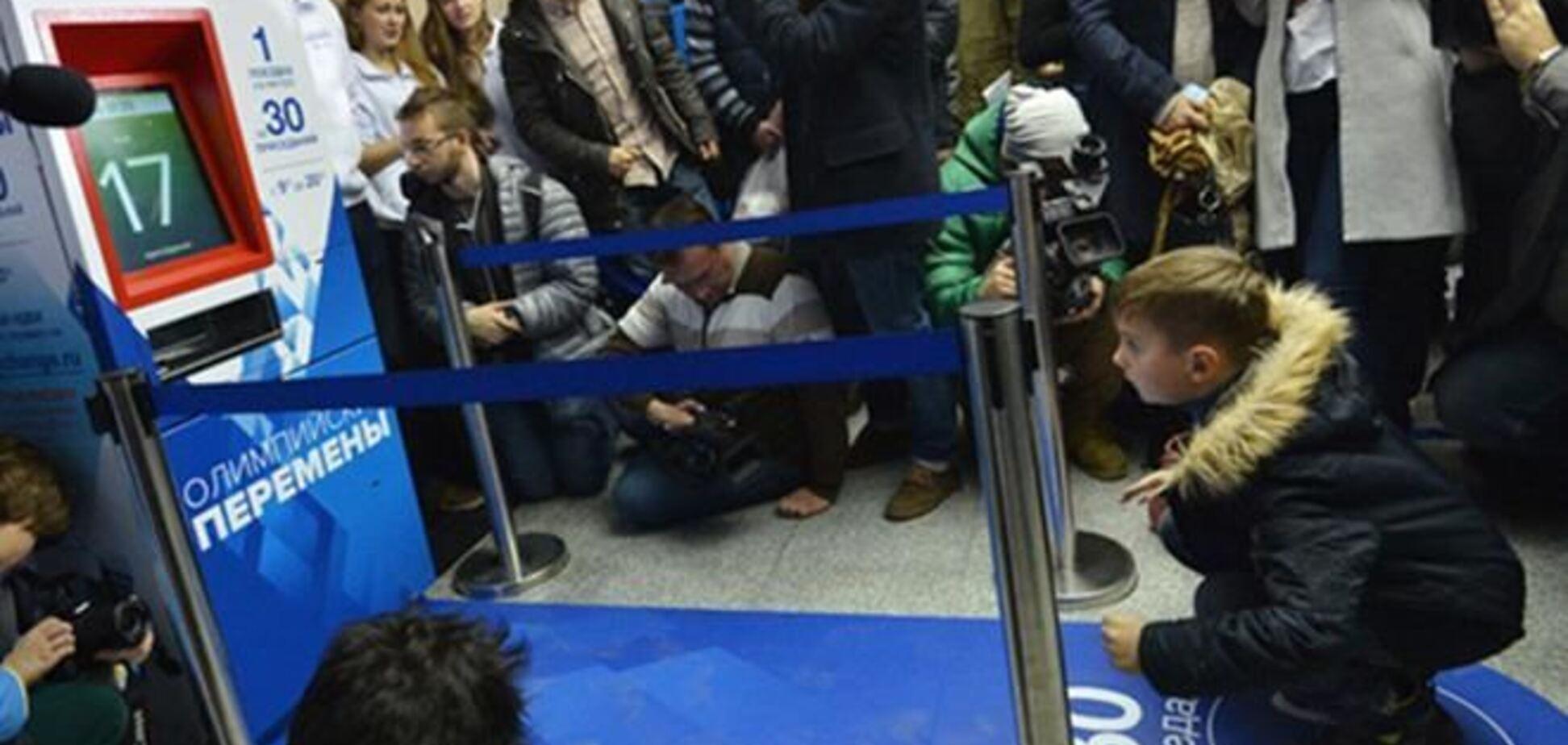 Как в Москве приседают, чтобы попасть в метро