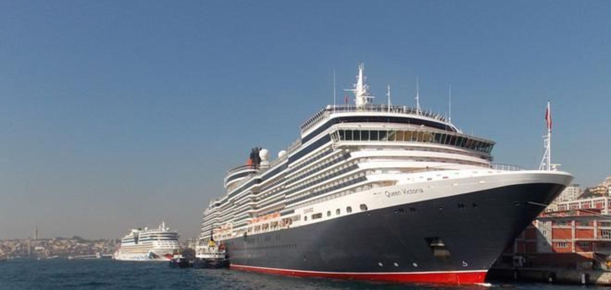 Дубай готовится принять в этом году 300 тысяч круизных туристов