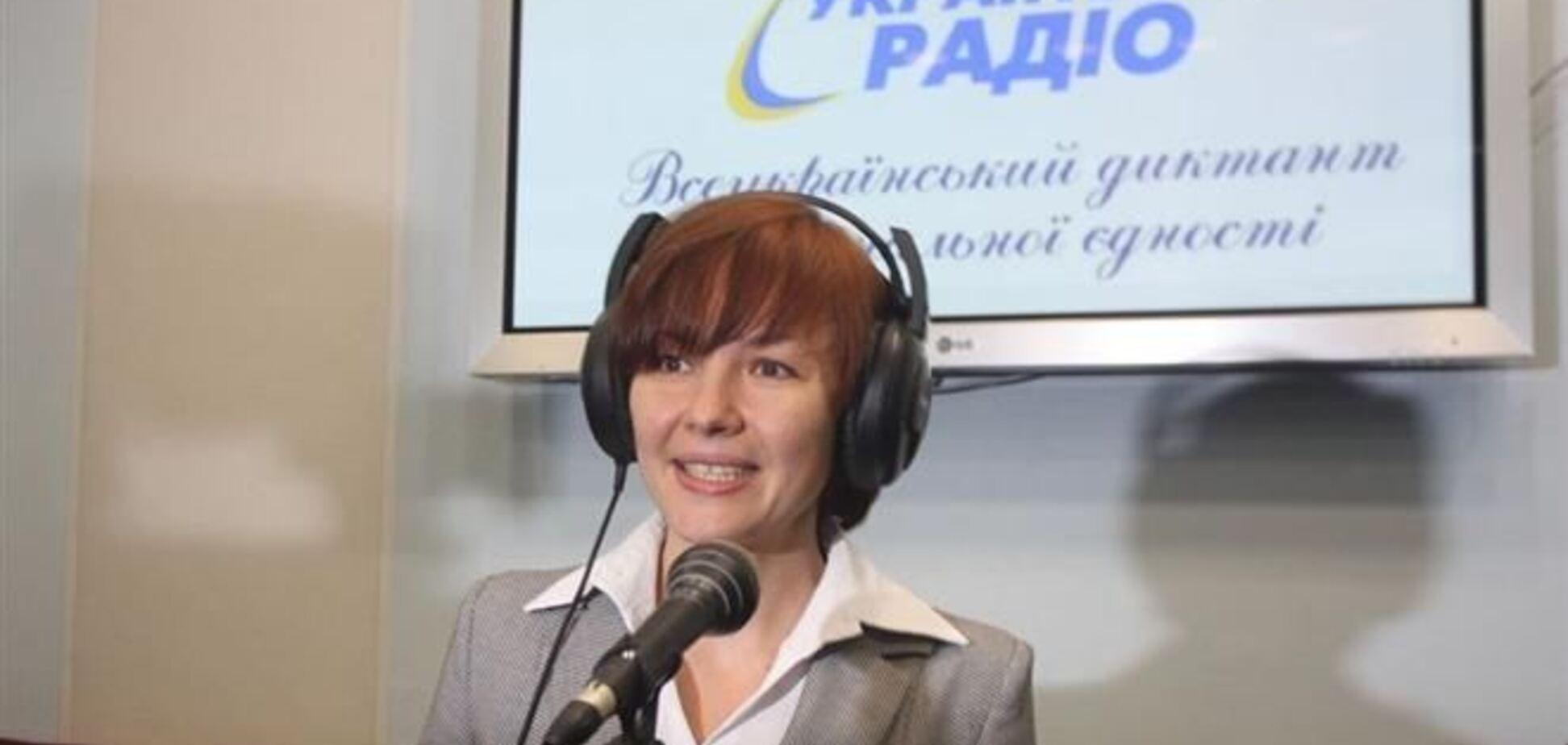 Украинцев проверили на грамотность