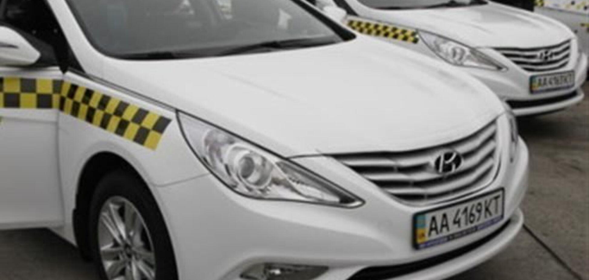 Нелегальные таксисты воруют у государства 124 млн грн ежегодно
