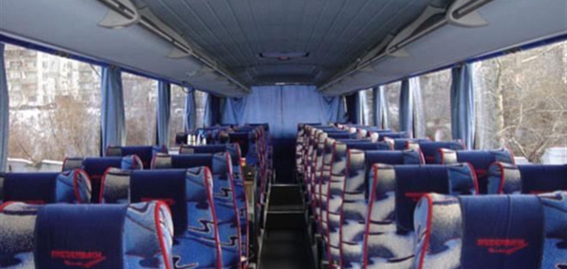 У Волгограді знову ЧП з автобусом