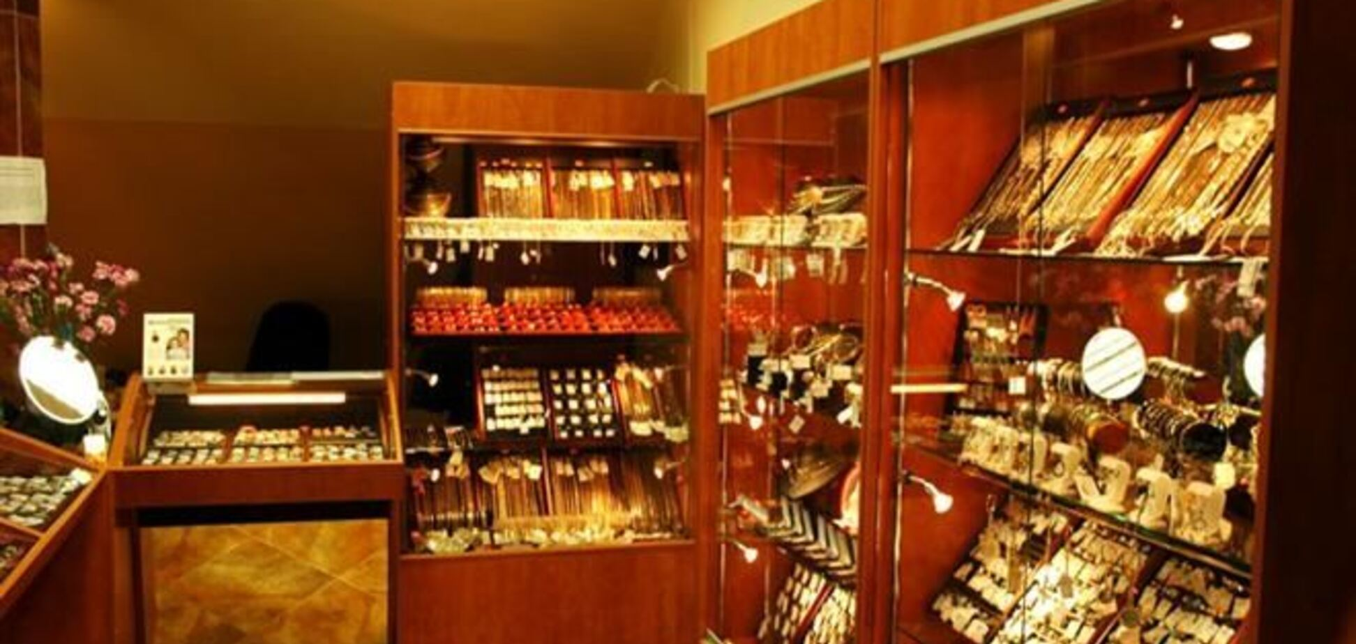 Ограбление ювелирки в Харькове: открыто еще одно производство