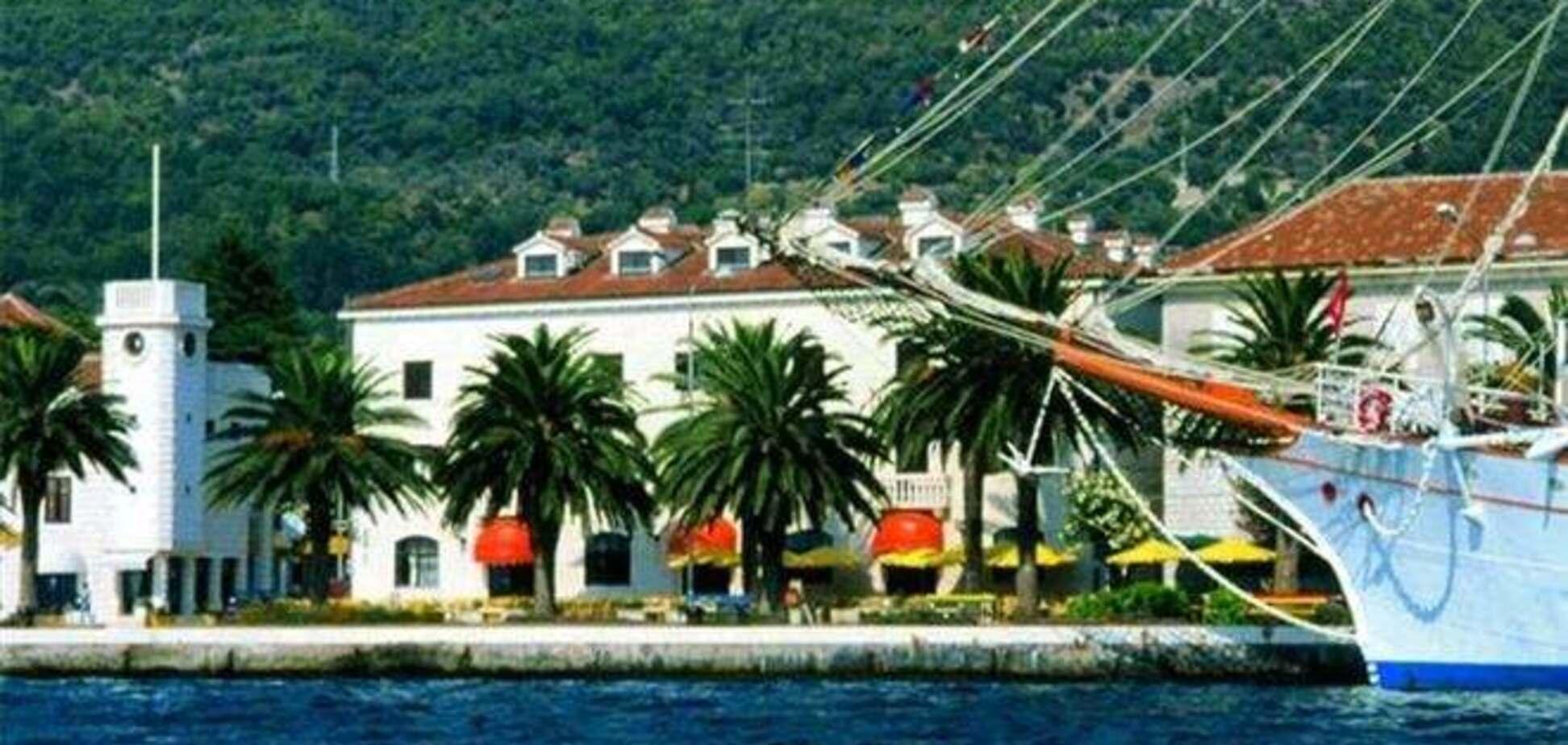 В реконструкцию отеля Pine и набережной в Тивате вложат 3 млн евро