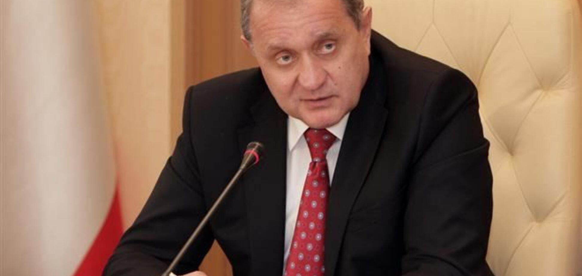Прем'єр Криму каже, що міліція не тиснула на що повісився чоловіка