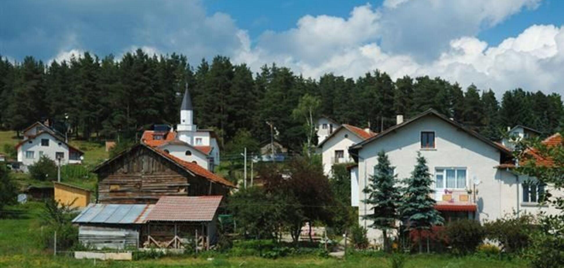 Жители Софии устроили распродажу загородных домов