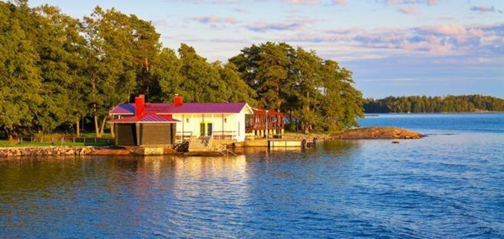 В Финляндии подешевели незастроенные участки на берегу
