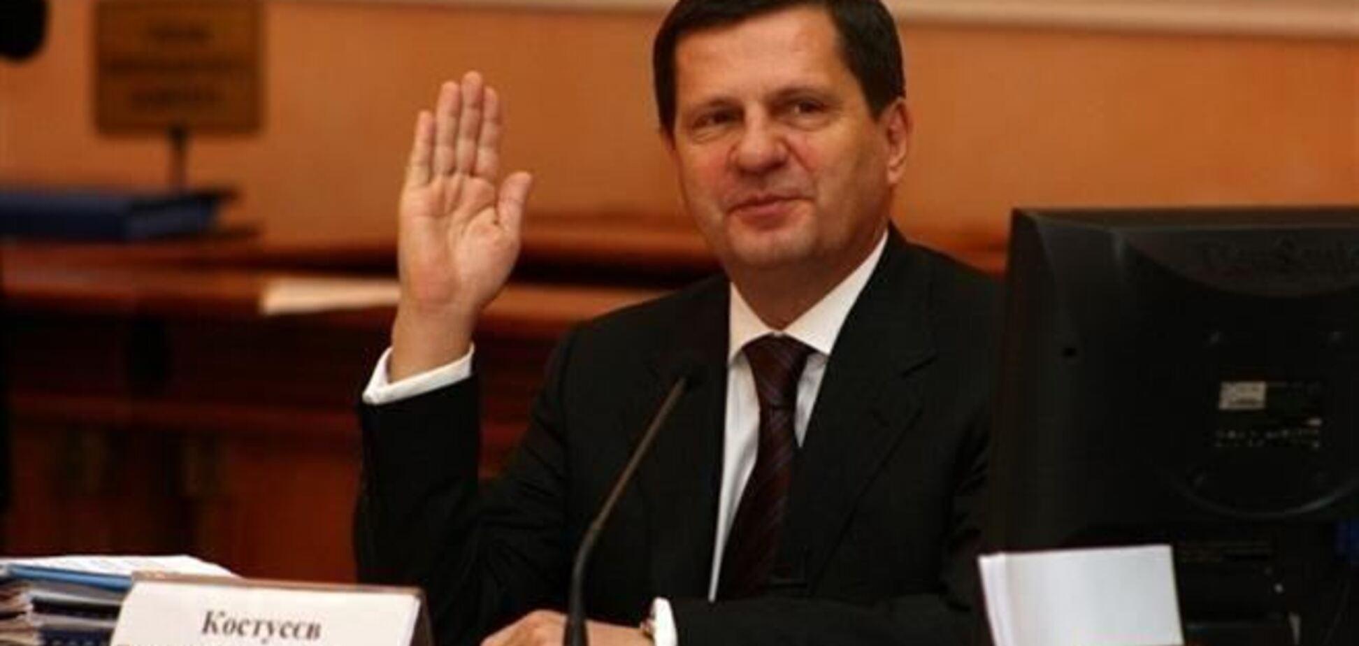 В ПР назвали причину отставки Костусева