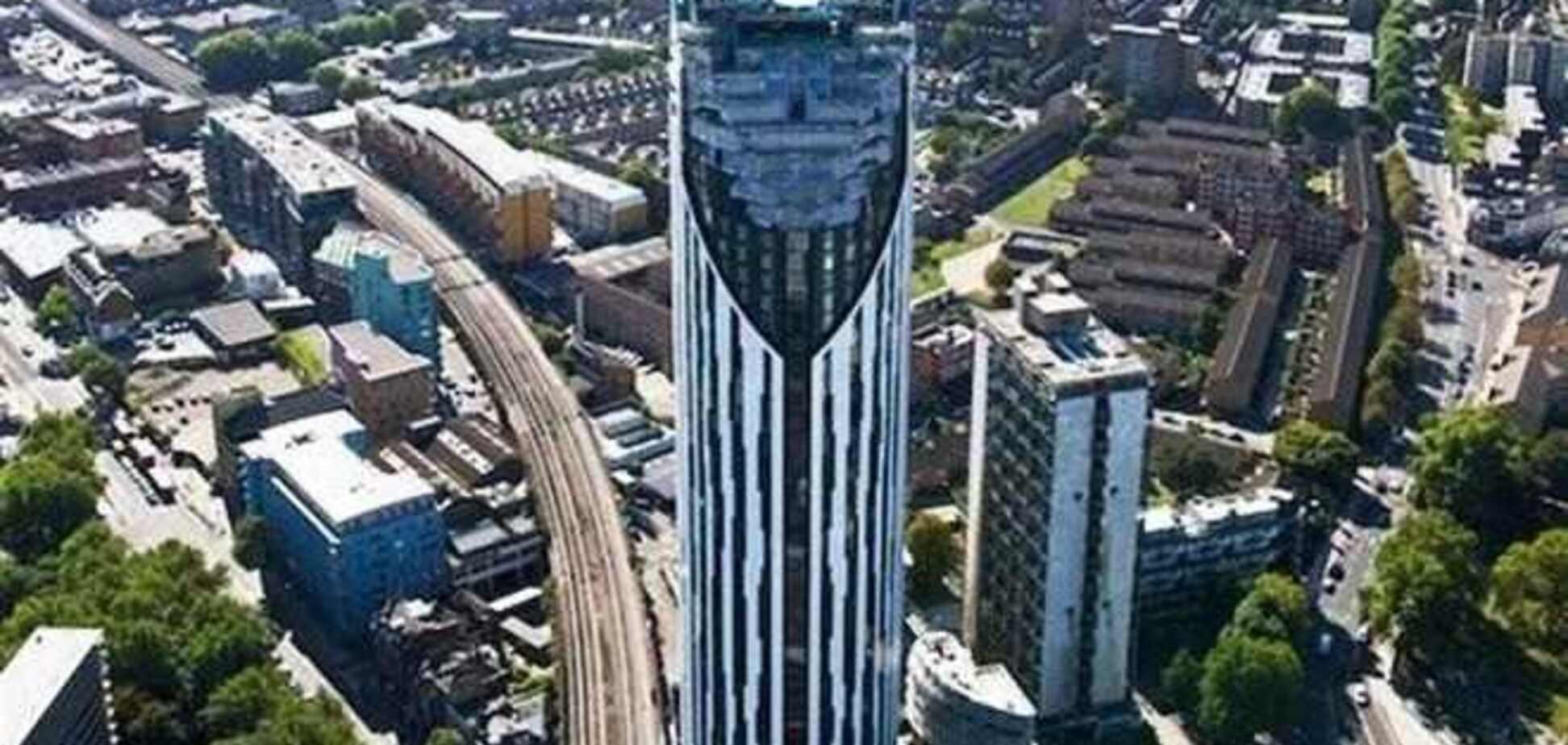 В Лондоне построят самый высокий в Европе небоскреб