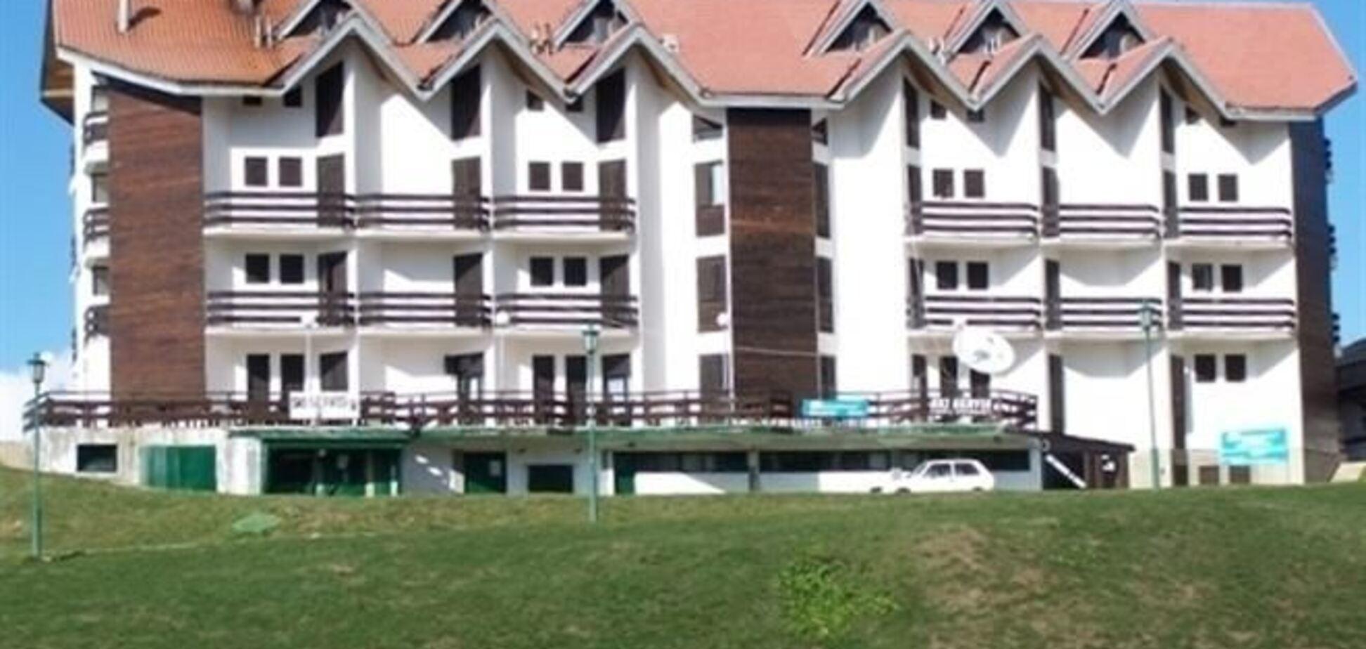 Арабский шейх снес знаменитый отель в Сербии