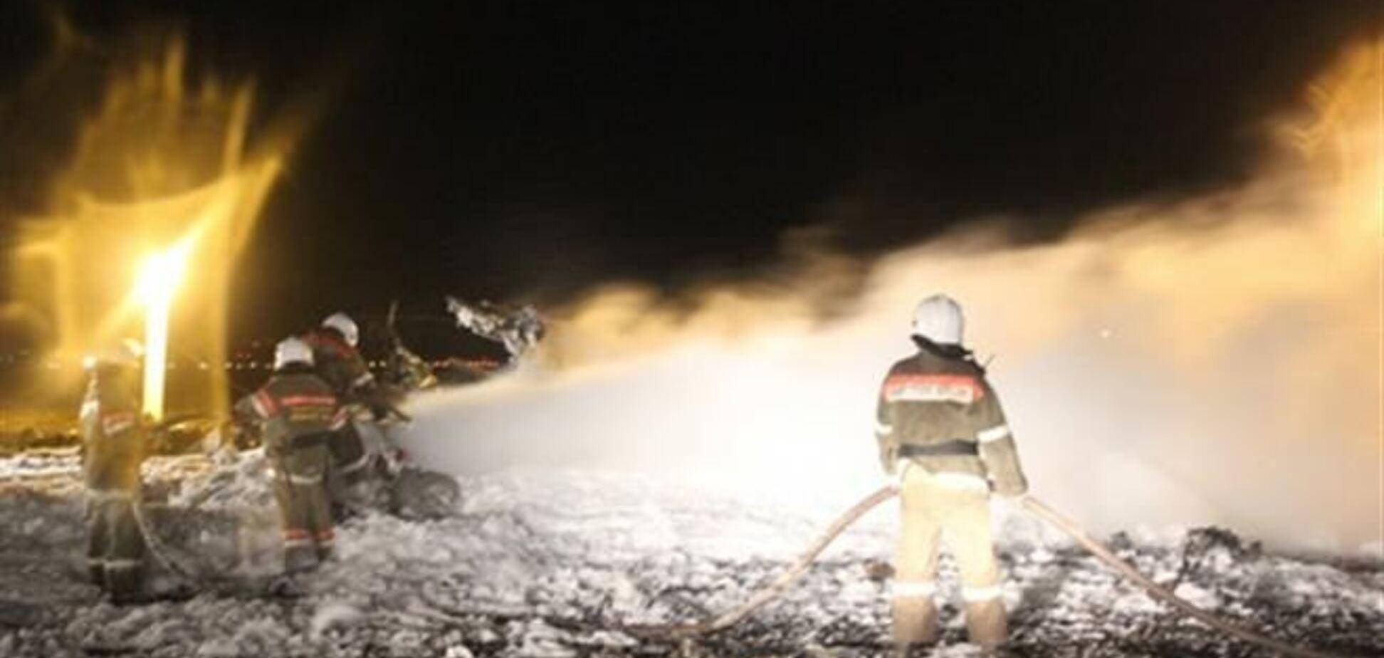 МЧС РФ: в авиакатастрофе в Казани погибла украинка