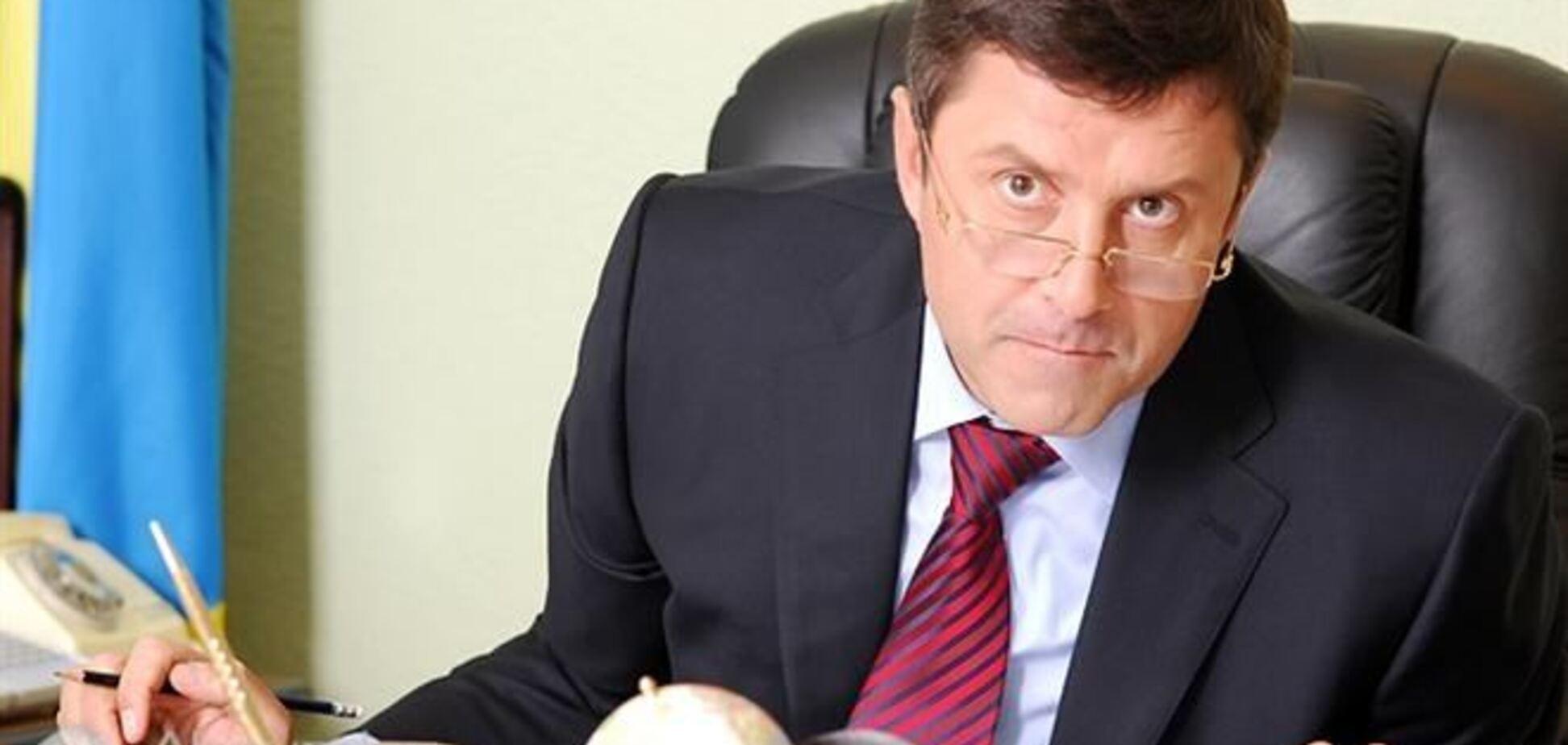 Пилипишин зарегистрирован кандидатом в нардепы в 223-ем округе