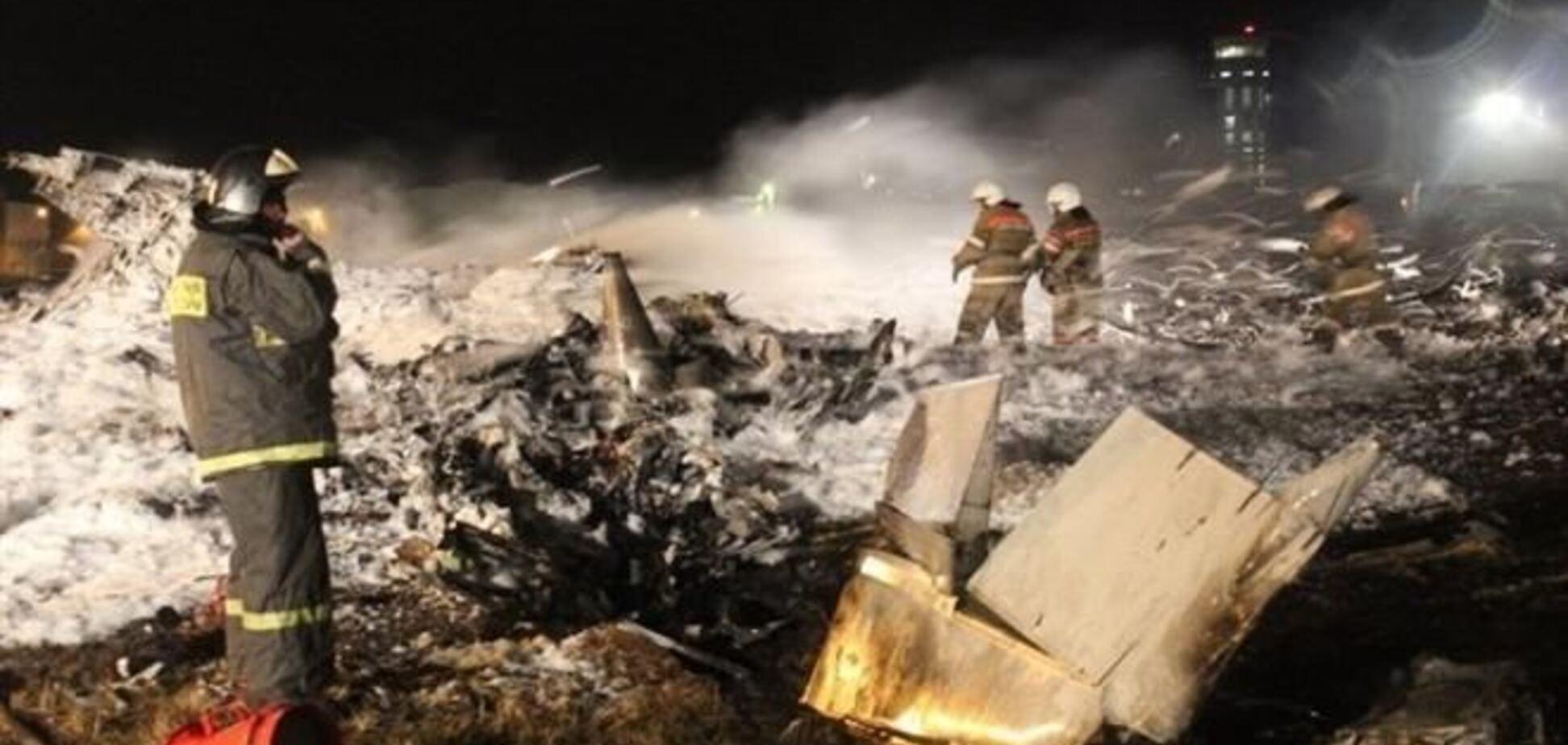 Расшифровка 'черных ящиков' казанского Boeing указала на ошибку пилотов