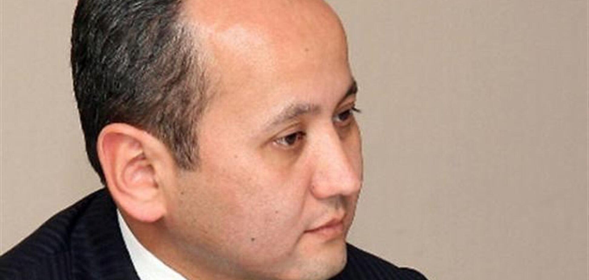 Казахский олигарх Аблязов подал иск против Украины