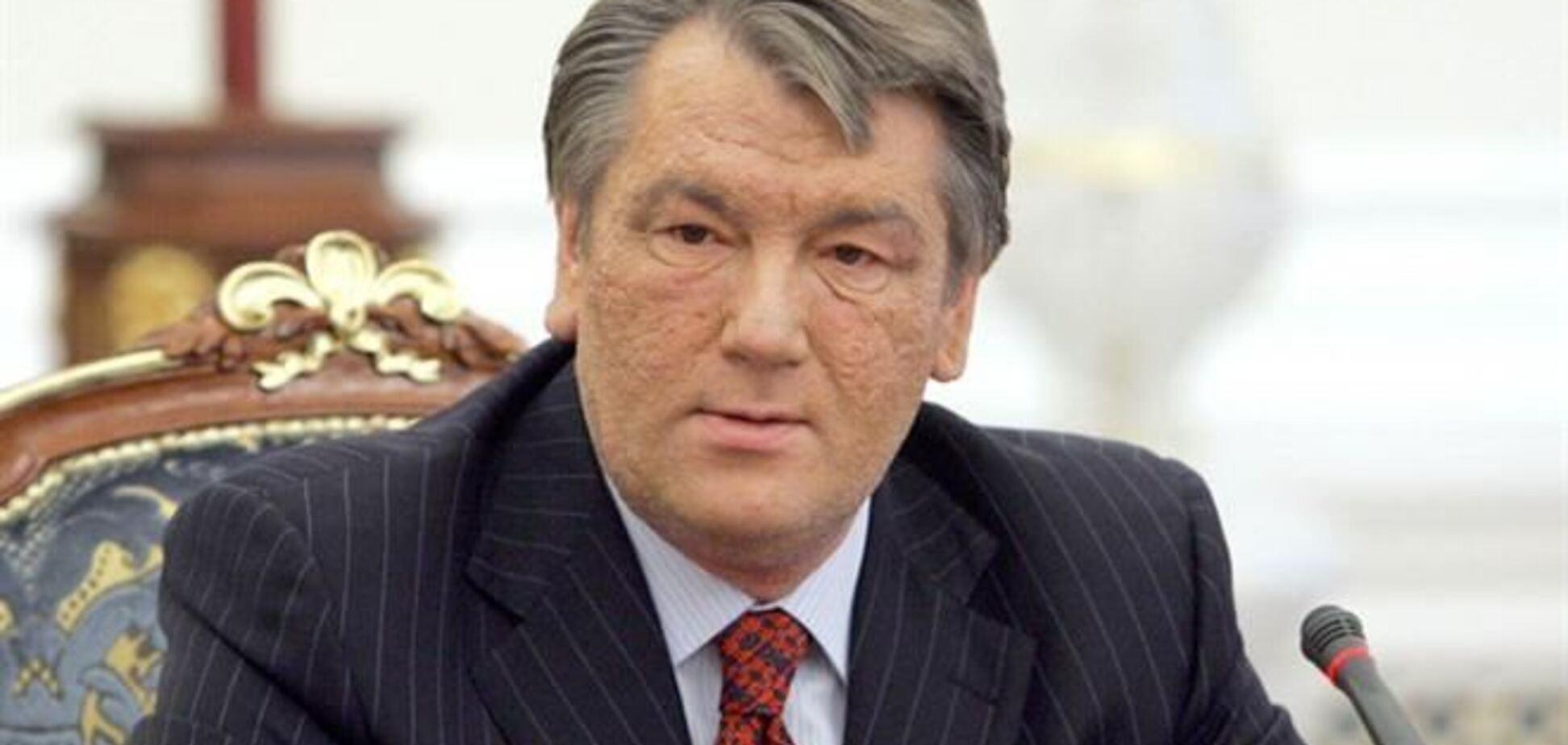 Ющенко могут заставить принудительно сдать кровь